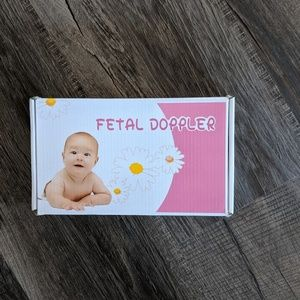 Pocket Fetal doppler